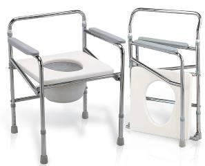 Silla para Evacuar Pacientes Discapacitados