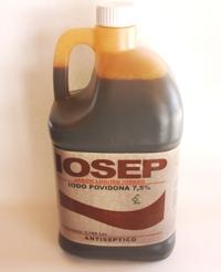 Solución Jabonosa Iodada