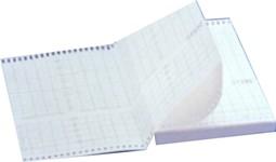 Papel para Monitoreo Fetal Biosys 120mm