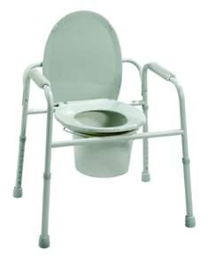 Silla para Evacuar Discapacitado Asiento Plegable