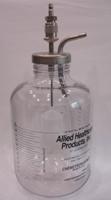Botella para Succión con Tapa 1 Galón.